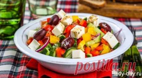 Recipes from a photo of salads for New year 2018 | Simple recipes with a photo