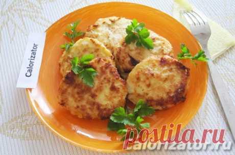 Рубленые рыбные котлеты в кляре - как приготовить, рецепт с фото по шагам, калорийность - www.calorizator.ru