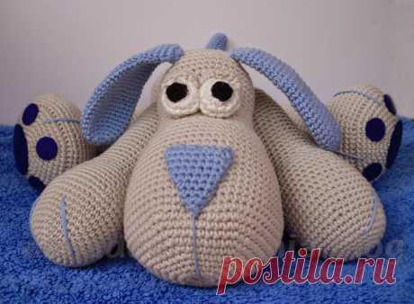 Схемы вязания игрушек белок