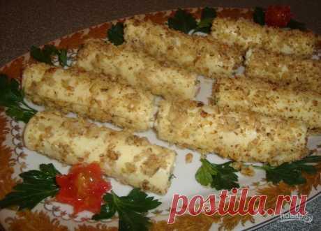 Сырные трубочки с острой начинкой - пошаговый рецепт с фото на Повар.ру