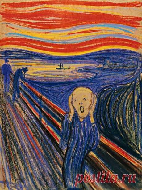Удивительные художники страдавшие психическими расстройствами
