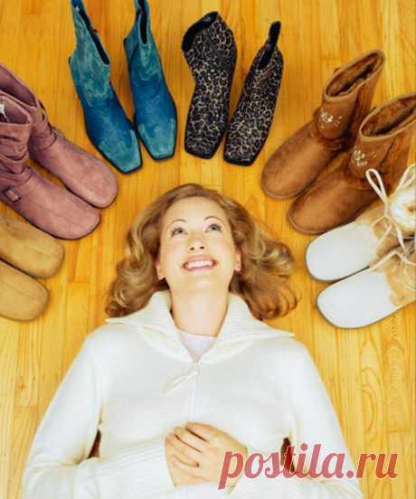 Обувь будет как новая: простые советы — Полезные советы