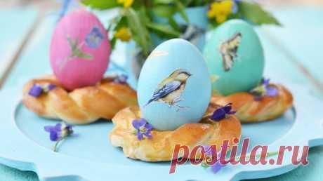 Королевские яйца на Пасху 2018 (рецепт) — Полезные советы