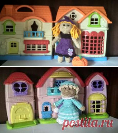 Куколки, куклы, в наличии. Оригинальный подарок для ребёнка.: 6 500 тг. - Игрушки Алматы на Olx