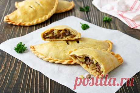 Корниш пасти рецепт с фото пошагово - 1000.menu