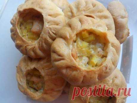 Татарские пирожки..