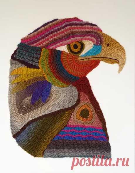 Eagle | crochetart