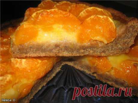 (+1) тема - Мандариновый пирог с лимонным кремом | ВКУСНО ПОЕДИМ!