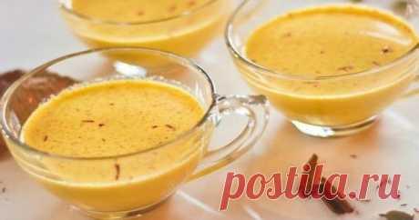 «Золотое молоко»: простой напиток, который может изменить твою жизнь — ГАРМОНИЯ В СЕБЕ