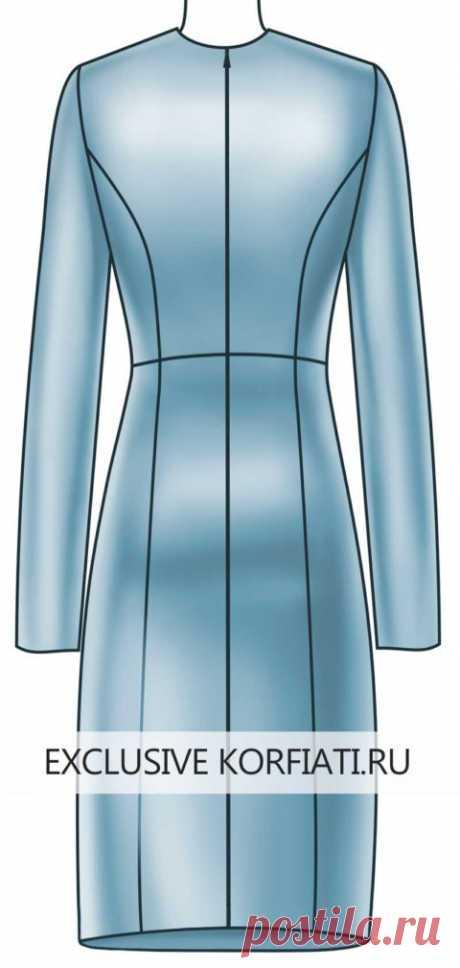 Дефекты посадки плечевых изделий - советы Анастасии Корфиати