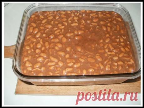 Вкуснейшее лакомство из арахиса собственного приготовления! Объедение!