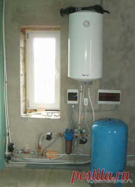 Оригинальная система автономного водоснабжения