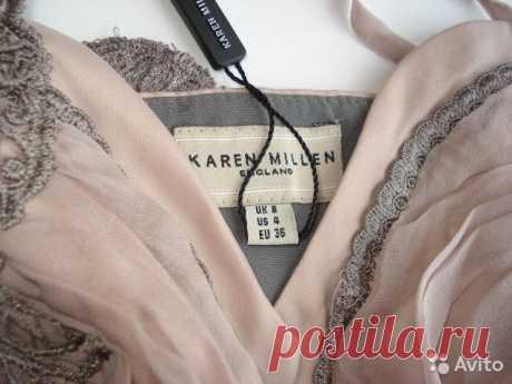 Платье вечернее новое S купить в Нижегородской области на Avito — Объявления на сайте Авито