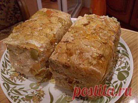 Куриная ветчина с болгарским перцем | Don Аппетит