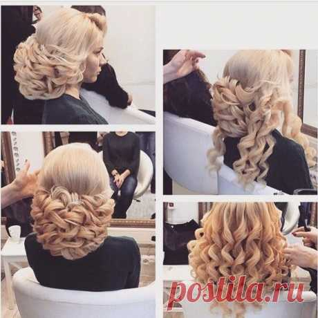 Magnificent hairdress! ✨
