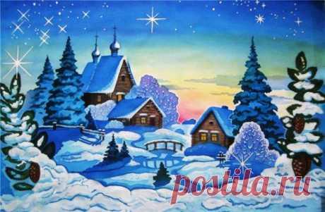 Вірші про зиму Що робити довгими зимовими вечорами? Ну, вже точно не ґав ловити! Найдивовижнішої пори року гріх не поринути з головою у казкову зимову поезію, від якої так і віє свіжістю, лапатим снігом та різдвяними дивами…