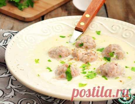 "Болгарский суп ""Чорба топчета"" – кулинарный рецепт"