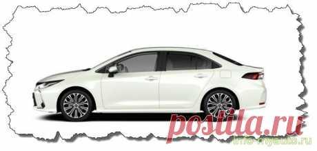 Установка Старлайн на Toyota Corolla E210