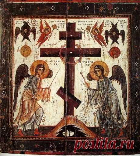 Крест и крестное знамение / Слово Божие