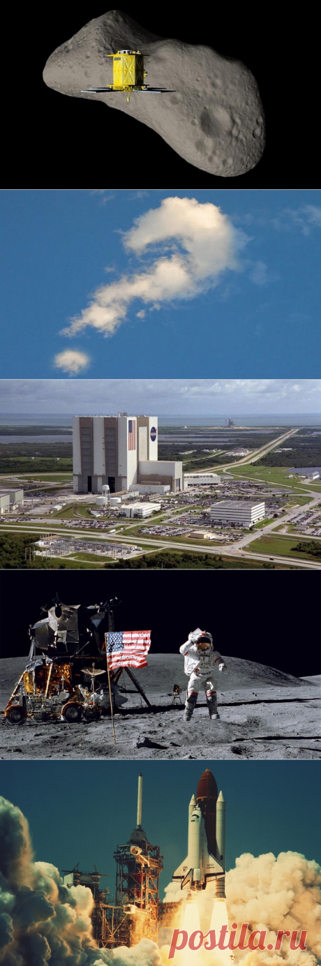 15 hechos poco conocidos sobre NASA, que serán interesantes hasta el que no se reúne en el cosmos
