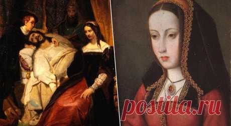 Сумасшедшая королева: жуткая история Хуаны Кастильской . Милая Я