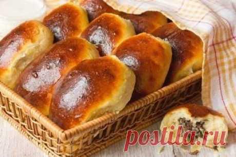 Пирожки с ливером: как сделать начинку, тесто. Способы приготовления