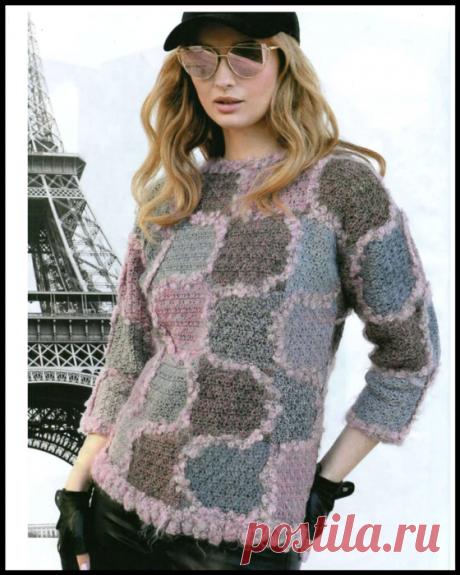 Вязание крючком: стильные модели для этой осени и не только для нее!
