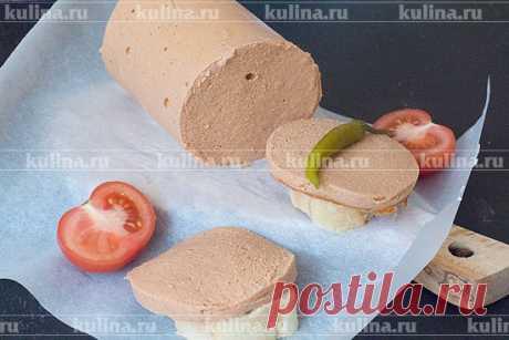 Колбаса в бутылке - вкусная и нежная, отлично ведет себя на бутербродах