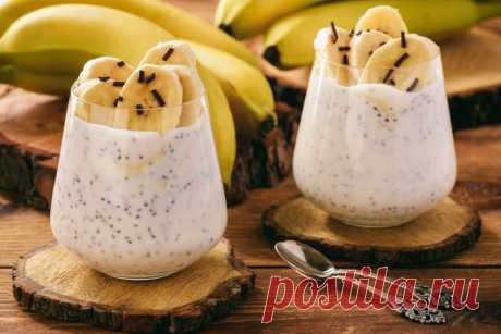 5 быстрых рецептов десертов из бананов, которые можно готовить хоть каждый день . Милая Я