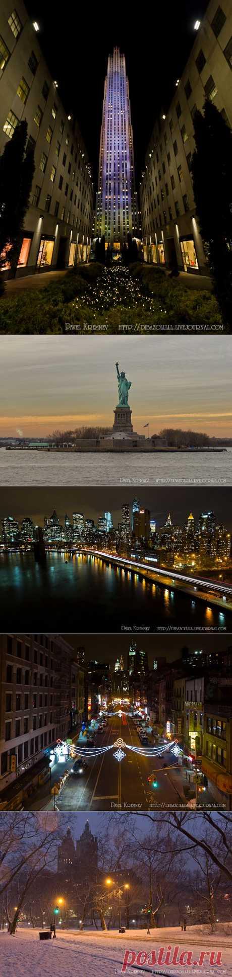night_in_city: Нью-Йоркские вечера