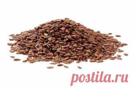 (+1) тема -  льна — польза и вред. Как принимать семя льна | КРАСОТА И ЗДОРОВЬЕ
