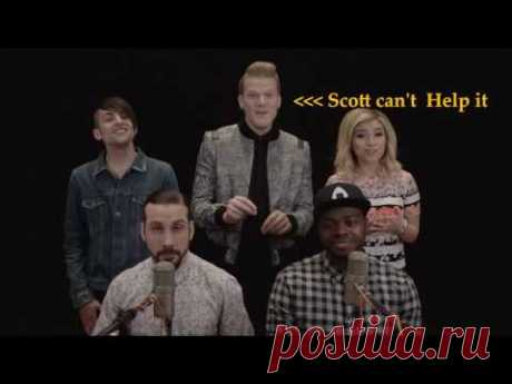 Pentatonix Cant be serious at all times (Try not to Laugh) - YouTube