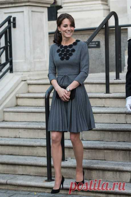 7 lessons of elegant style from Kate Middleton