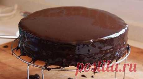 """Шоколадный торт """"Знатный""""."""