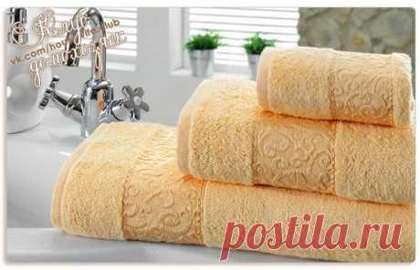 Как сделать махровые полотенца снова мягкими? 11 полезных советов.♥♥♥ - Простые рецепты Овкусе.ру