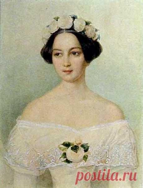 Ольга Николаевна Скобелева,урождённая Полтавцева-мать генерала М. Д. Скобелева.