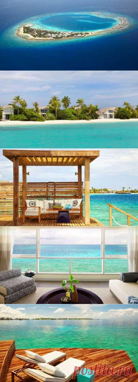 Поиск авиабилетов онлайн |  Путешествуй интересно! : Гостиницы  Viceroy Maldives: райский отель