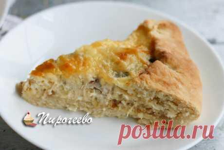 Пирог со скумбрией 🍤Как готовлю его я. | Пирогеево | Яндекс Дзен