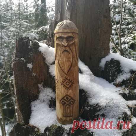 Купить славянский бог чур ручной работы от Zakutok Kuzmicha