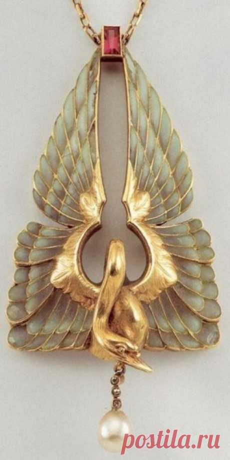 Антикварная лавка. Ар-нуво от Филиппа Вольферса