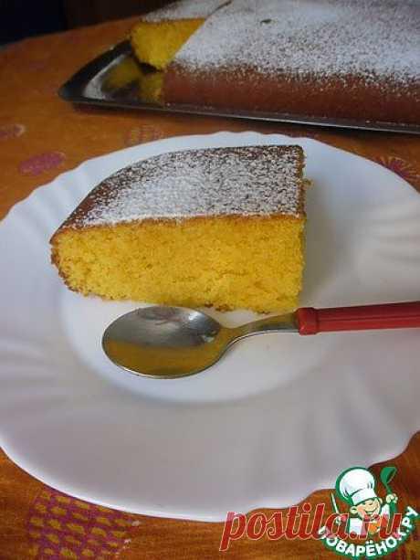 Торт морковный от бабушки Анны (La torta con carote di nonna Anna). Автор: IrinaM