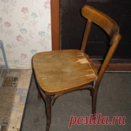 А вы и представить не могли, что такое можно сделать из старого бабушкиного стула? Фантастика! - МирТесен