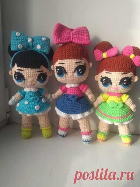 Мои куколки Лол