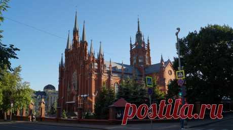 10 готических шедевров в архитектуре Москвы | Готика в России | Яндекс Дзен