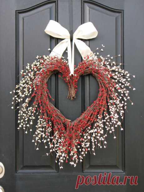 Декор ко Дню святого Валентина | ELLE Decoration