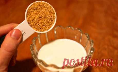 Вам понадобится всего 2 ингредиента! Этот метод очищения кишечника очень эффективен. Результат вас поразит!