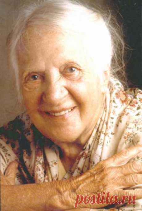 Проверенные правила здоровья и долголетия от Евгении Петерсон, дожившей до 103 лет