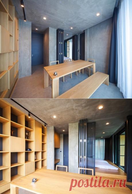 Резиденция для отдыха большой семьи в Таиланде ч.2 - Дизайн интерьеров | Идеи вашего дома | Lodgers
