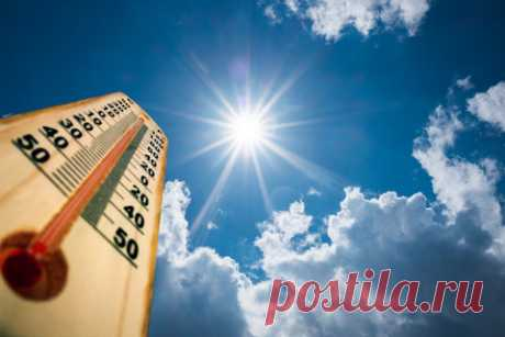Экстремальная жара: 11 мая в 10 населенных пунктах Самарской области был побит температурный рекорд