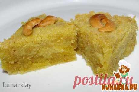 Хельбе (восточная сладость) Арабская сладость из манки и пажитника. Это не только вкусно, но и полезно, ведь многие знают о полезных свойствах пажитника. Попробуйте и Вам обязательно понравится.